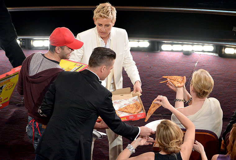 The funniest Oscar moments