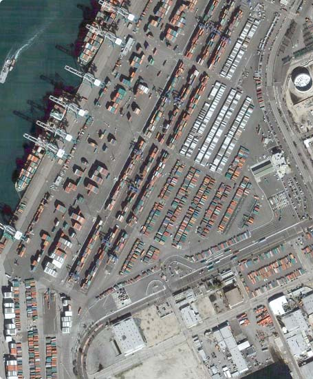 DigitalGlobe collection