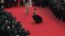 Red Carpet at Palais des Festivals Cannes France 450071304